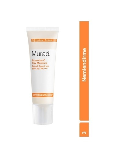 Murad Murad Essential - C Day Moisture SPF 30 - Leke Gündüz Kremi 50 ml Renksiz